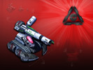 Specter - стелс-артилерия, доступна для всех подфракций. У Black hand стелса не имеет.
