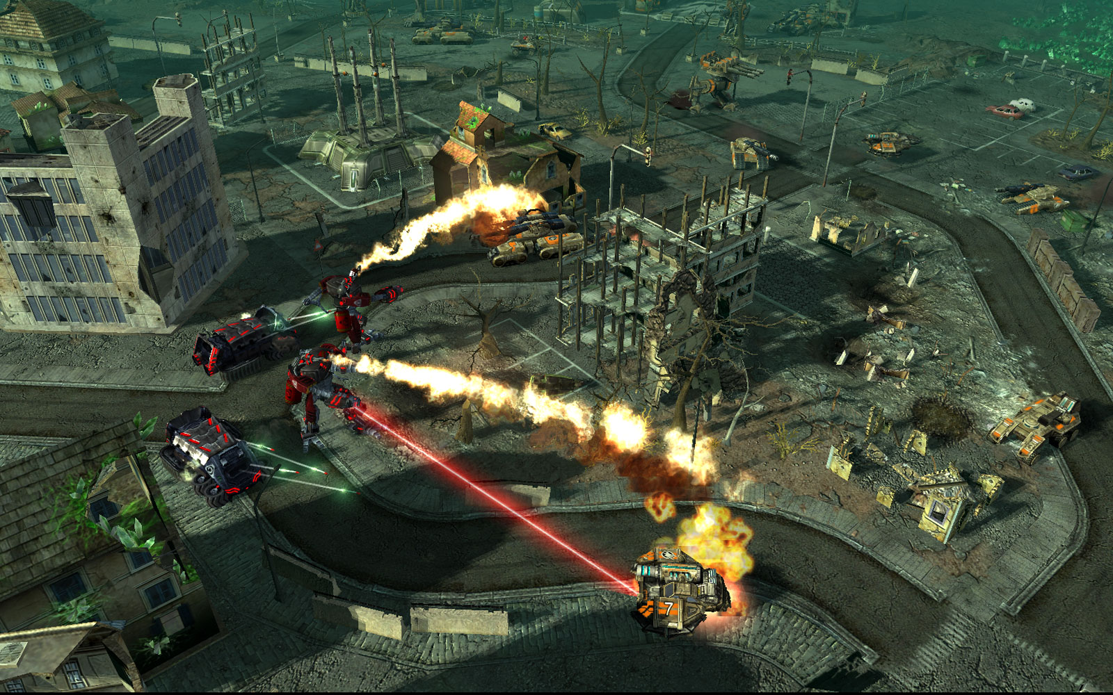 Command And Conquer 3 Kanes Wrath Карты