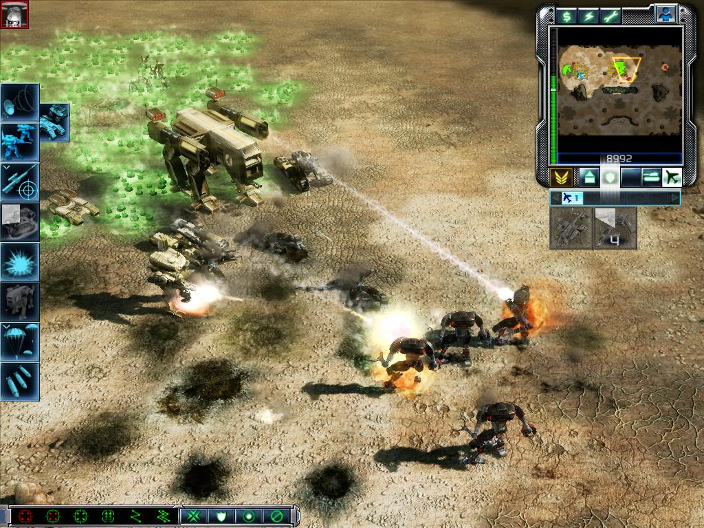 Command Conquer 3 Карты
