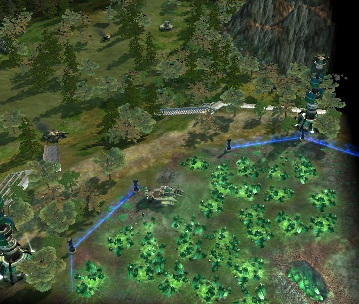 Карты Для C&Amp;C-3 Ярость Кейна
